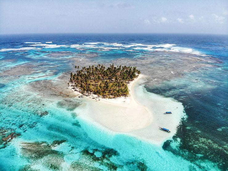 Les îles San Blas, Panama