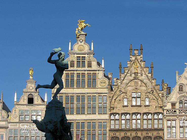 Anvers baroque et les trésors de la Flandre