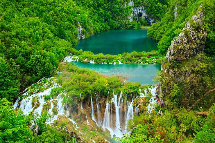 Parcs nationaux de la Dalmatie