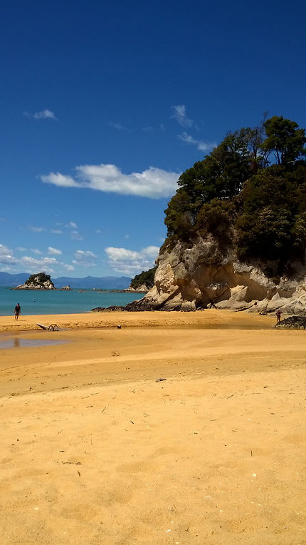 Un été en Nouvelle Zélande