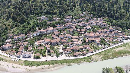 Berat quartier de Gorica