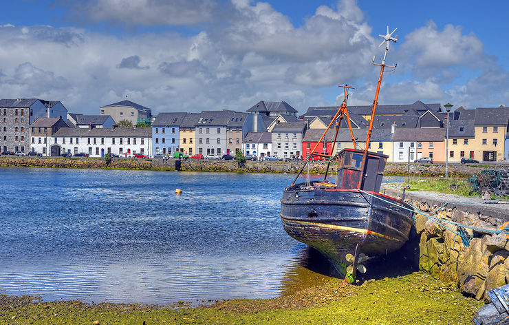 Galway, une Irlandaise pleine de vitalité