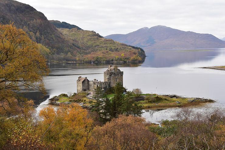 Eilean Donan Castle, Écosse