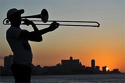 Musicien du Malecon