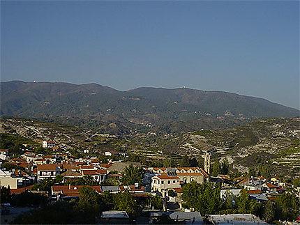 Village d'Omodos