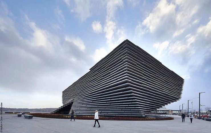 Écosse - Après Londres, un Victoria and Albert Museum à Dundee