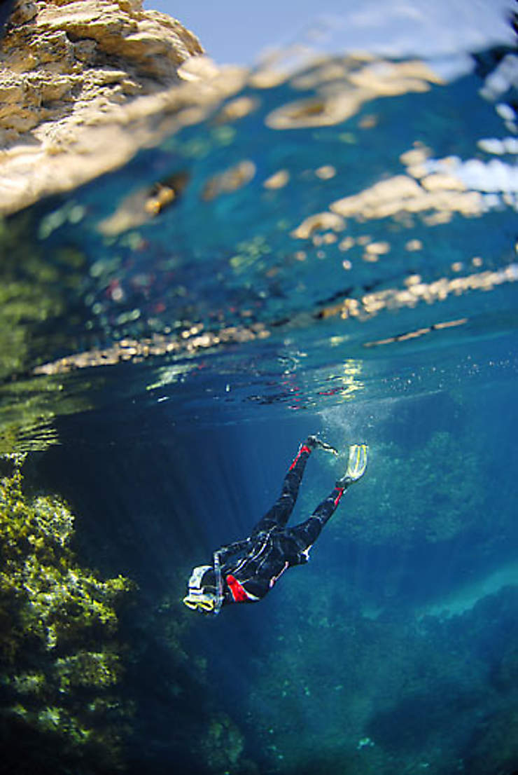 Activités aquatiques et de plein air