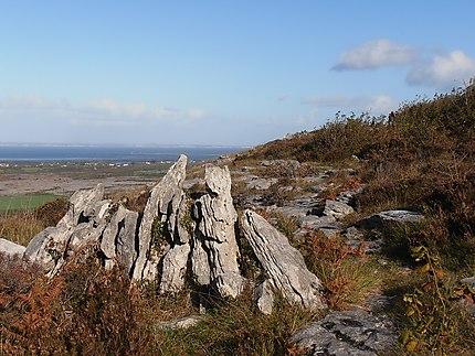 Randonnée dans le Burren