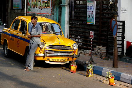 Le repos du taxi
