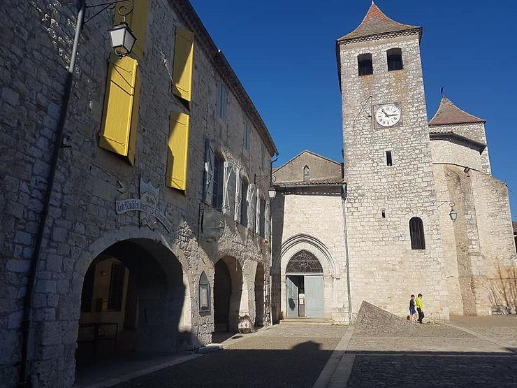 Lauzerte, Midi-Pyrénées