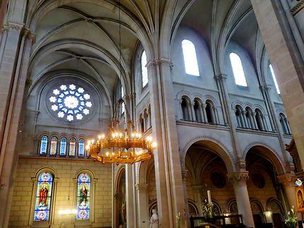 Intérieur de l'Église Saint-Ambroise