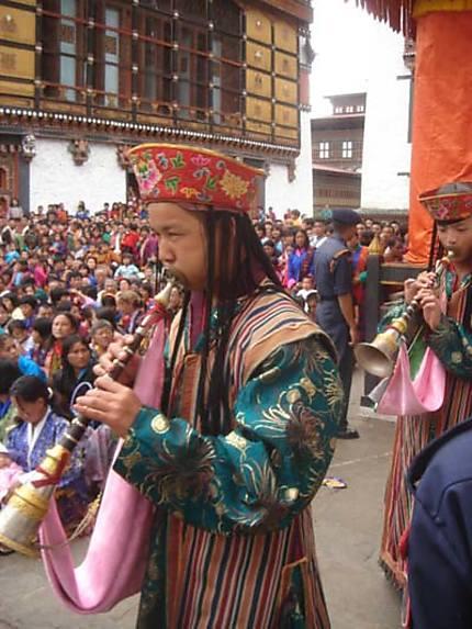 Fanfare Bhoutanaise