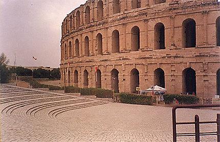Amphithéâtre d'El-jem