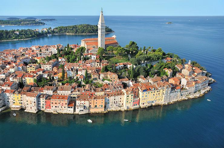 Voyage - L'Istrie, la Croatie latine entre Adriatique, vignes et oliviers