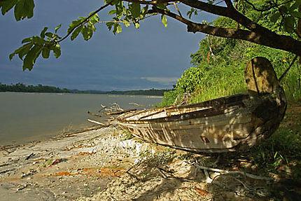 Barque Fleuve Maroni