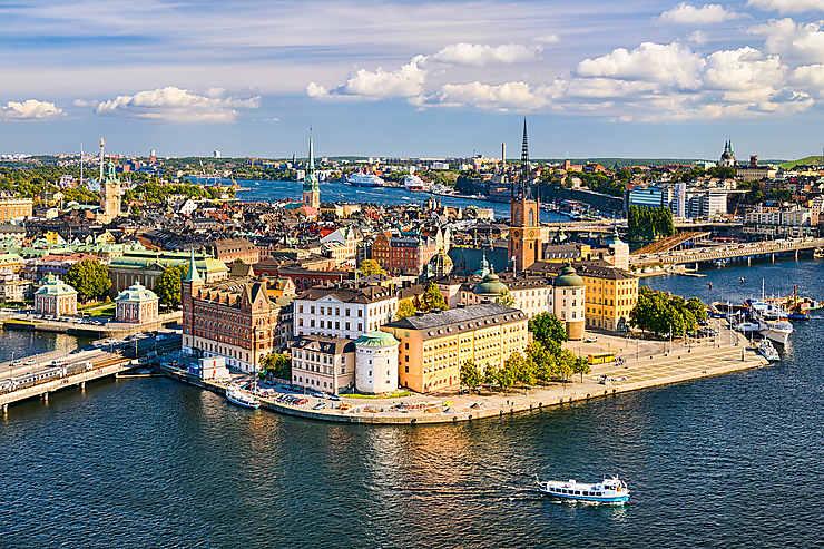 Capitales de Scandinavie, entre nuits blanches et verte nature