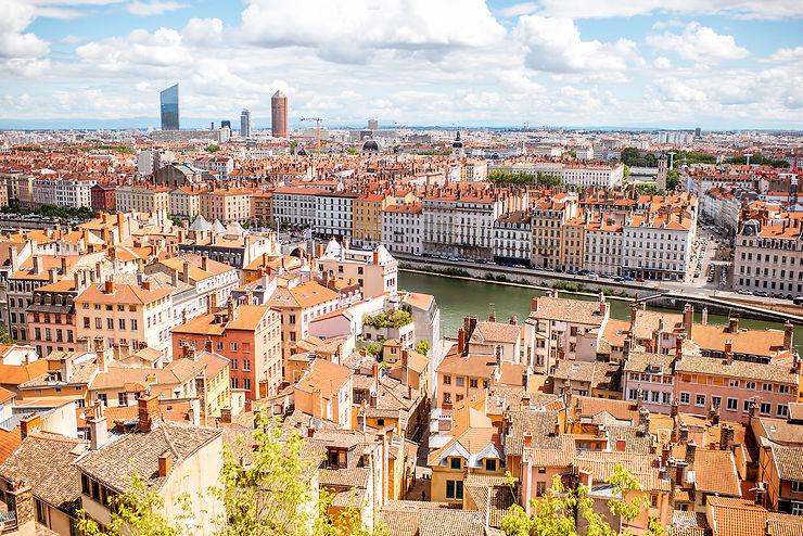 Lyon et la vallée du Rhône en version gourmande