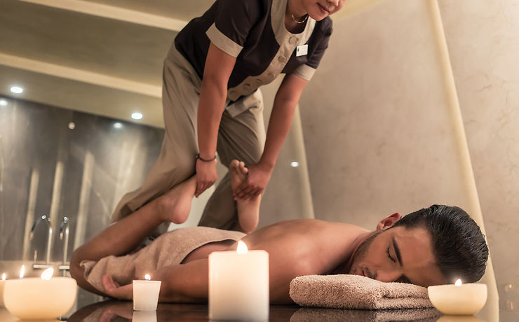 Thaïlande, nuad boran : le yoga-massage
