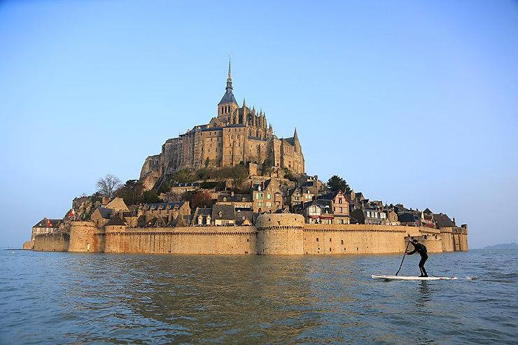 Manche - Des sites exceptionnels pour admirer les grandes marées