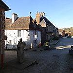 Bourg de Saint-Céneri