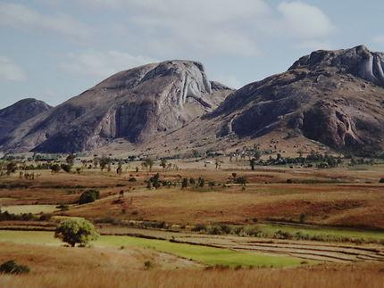 Canyon des Makis à Madagascar