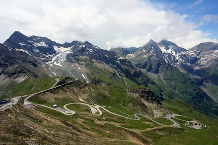 Route alpine du Grossglockner, Autriche