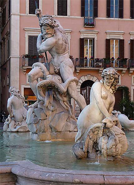 Neptune Piazza Navona