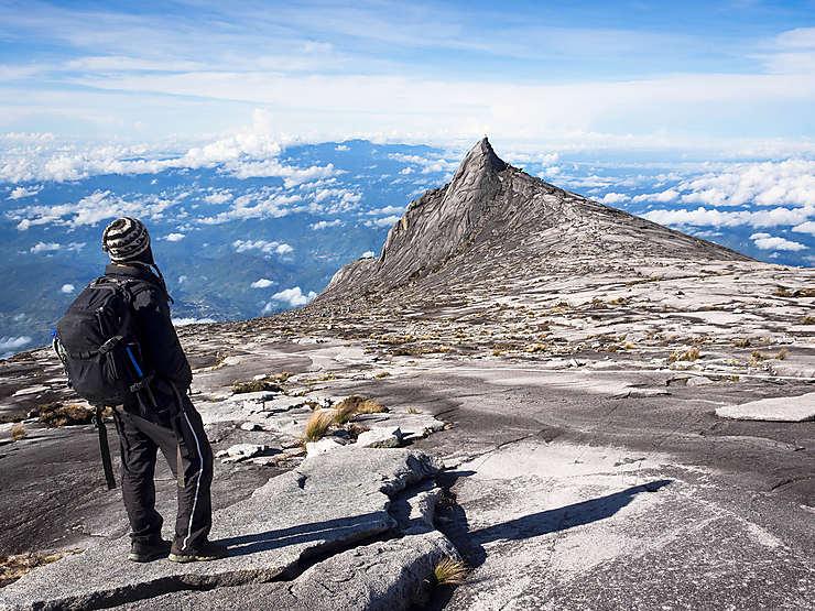 Mont Kinabalu (Sabah, Bornéo)