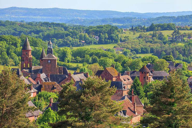 La Corrèze en beauté, autour de Brive