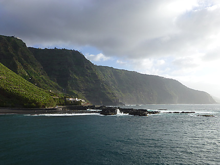 Magnifiques falaises