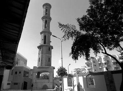Minaret à Hurghada