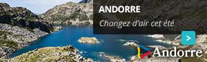 Andorre : une destination estivale 100 % air pur