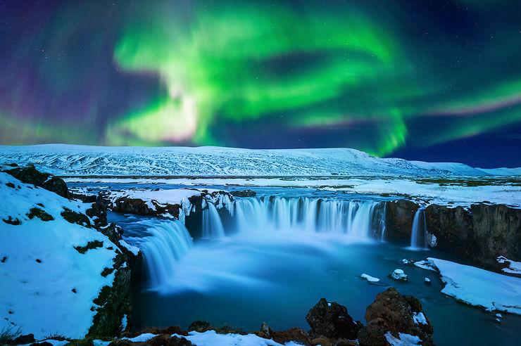 Islande, échappée hivernale sous les aurores boréales
