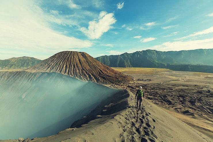 Parc national Bromo-Tengger-Semeru (île de Java)
