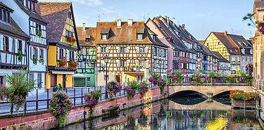 Réserver un weekend en Alsace