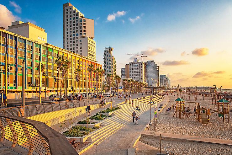 Tel-Aviv : festive et branchée