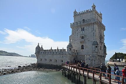 Lisbonne torre de belem