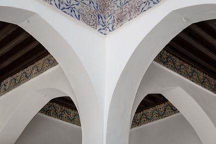 Alger - Palais Mustapha Pacha - Arcades