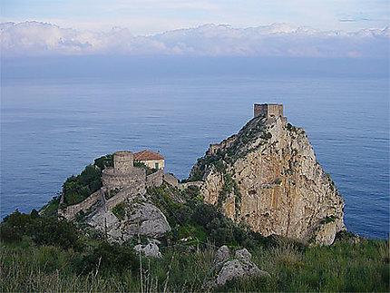 Château de Sant'Alessio Siculo