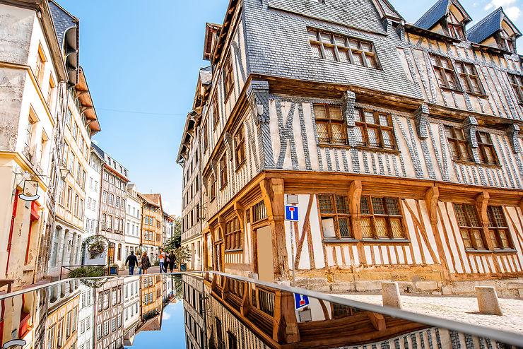 Escapade à Rouen