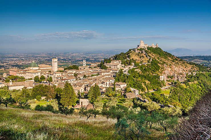L'Ombrie, le cœur vert de l'Italie