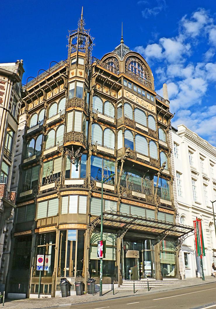 Bruxelles, une capitale de l'Art nouveau