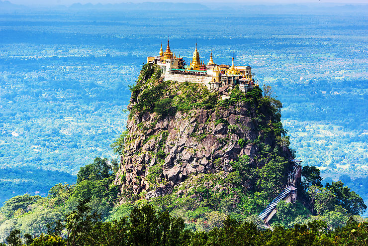 Birmanie, sur la route de Mandalay
