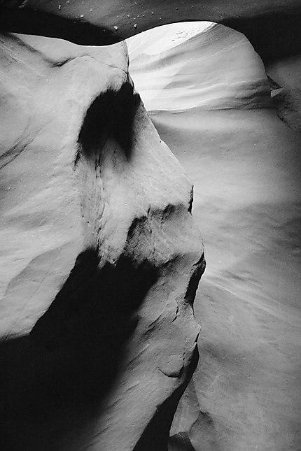 Edvard Munch in Antelope Canyon