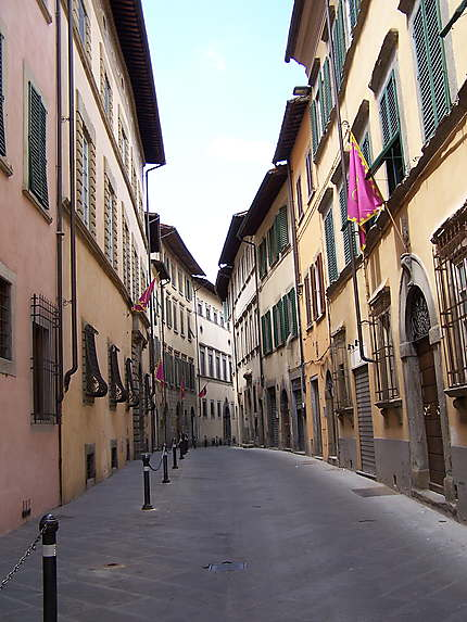 Rue d'Arezzo