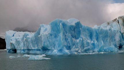 Iceberg sur lago argentino