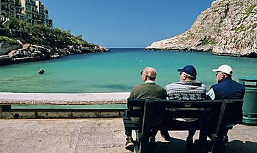 Xlendi (île de Gozo)