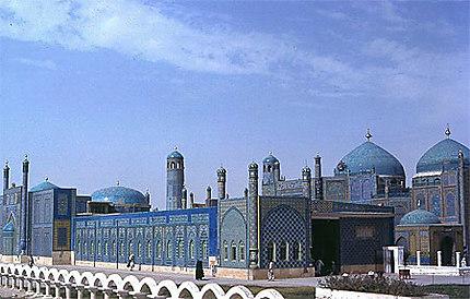 Mosquée Sanctuaire de Mazar-i-Charif