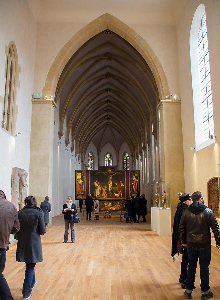 Le musée Unterlinden, star de Colmar