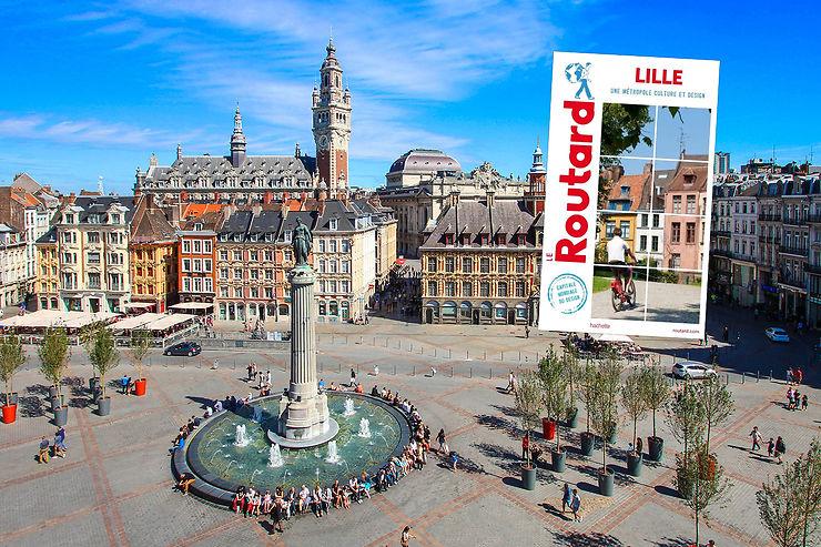Lille, métropole culture et design avec le Routard